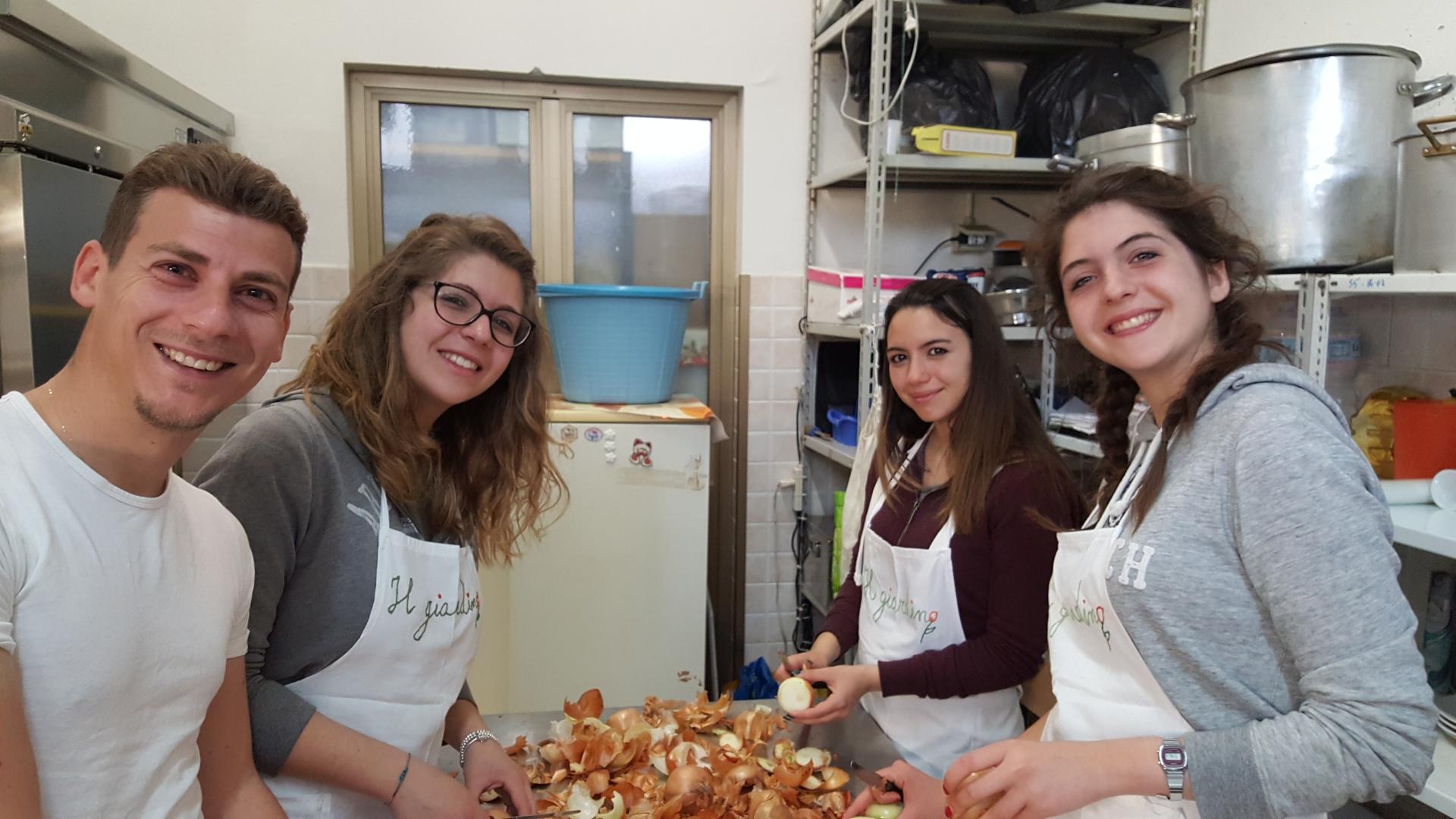 Centro Caritas Don Orione di Palermo