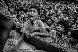 Rohingya. Foto ©Kevin Frayer - Getty Images