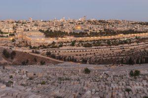 Gerusalemme. Foto ©Francesco Pennacchio (dettaglio)