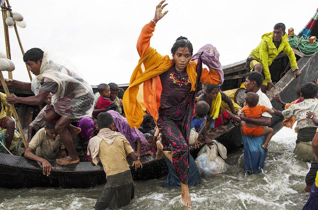ROHINGYA: IN FUGA DALLA PERSECUZIONE