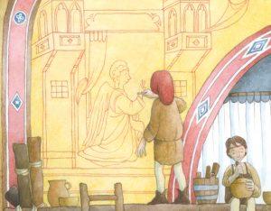carmelino-Giotto-Critina Pietta
