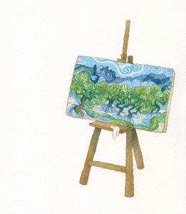 Carmelino_Vincent van Gogh_Immagine di Cristina Pietta