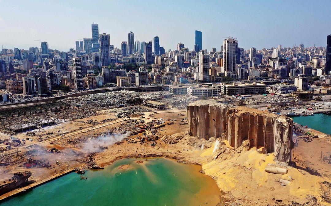 IL LIBANO CONTINUA AD ESSERE MESSO IN CROCE