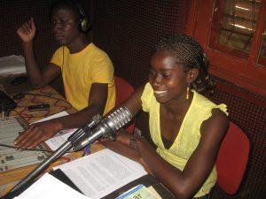 Radio Sol Mansi-Programma sui diritti dei bambini
